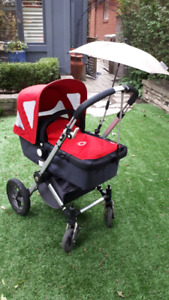 Bugaboo Chameleon stroller and accessories
