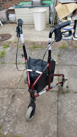 Walking Assist mobility rolletor