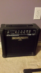 Behringer Amplifier