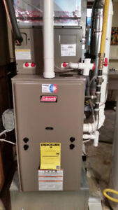 Furnace and Air Conditioner - RENT TO OWN **Winter Special**