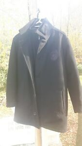 Waterloo Wolves Melton Winter Coat