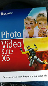 Corel Photo and video suites