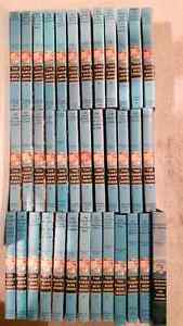 Hardy Boys series (37 books)