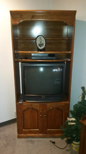 TV / VCR / STAND