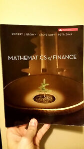 Mathematics of Finance 8th Edition