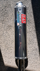 Yoshimura RS-3 Stainless slip on exhaust