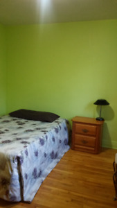 chambre en colocation, meuble+electricite+WIFI, 550$