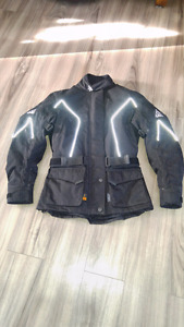 Womens Motorcycle Jacket(new)