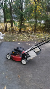 Toro lawnmower / tondeuse