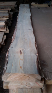 "Pine Fireplace Mantels 3""-7"" thick"