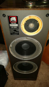DB PLUS 1010 SPEAKERS FOR FREE