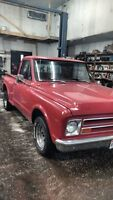 1967-1972 chevrolet or GMC pick up