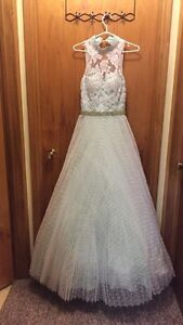 Mint Prom Style Dress Barely Worn OBO