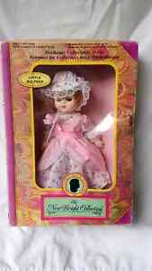 "Bookcase collectable doll ""Little Bo Peep"""