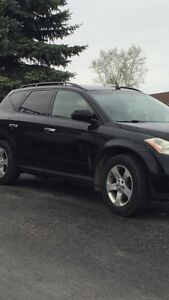 2003  AWD Nissan Murano for sale