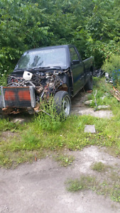 1986 GMC S15 PROJECT