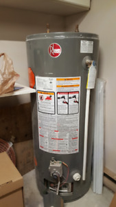 Tank Type 40 US Gallon Water Heater for sale or trade