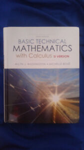 Basic technical mathematics with calculus kijiji in ontario 10th edition basic technical mathematics with calculus fandeluxe Choice Image