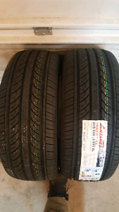 New pair of  205 55 R16 tires