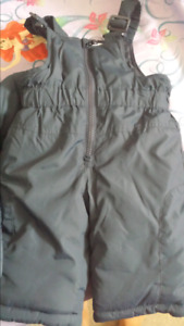 Two Piece Snowsuit 3-6 months