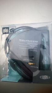 IXOS Ministry Of Sound DJ1005 Headphones