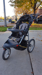 Baby Trend Jogging Stroller with the Mommy Clip