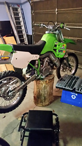Kx 500 with brand new built motor