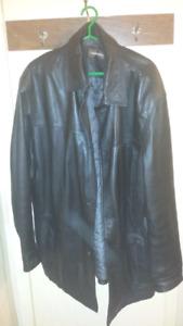 Danier  XXL Men's Leather Jacket