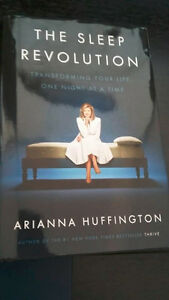 Sleep Revolution by Arianna Huffington Hardcover