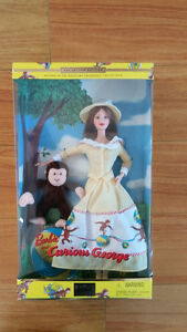 Barbie - Curious George - Collectors Edition