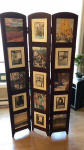 Large Free Standing Multi Picture Frame