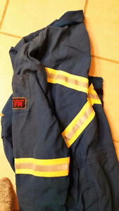 3 pairs of FR 48 Coveralls