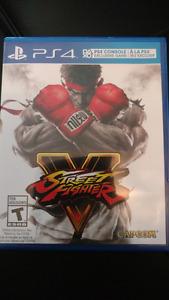 Street Fighter V for PS4