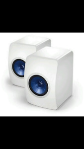 KEF Hi-Fi Uni-Q Drivers Speakers