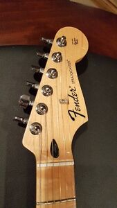 Fender Standard Strat - Maple in Arctic White Windsor Region Ontario image 2
