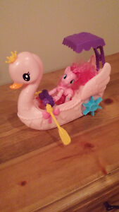swan Princess My Little Pony Boat
