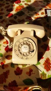 Vintage telephone early 70s