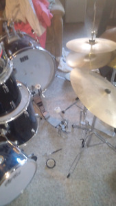 Drums - Some are good and some are for parts