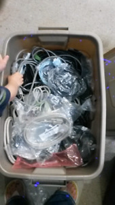 Computer cables $20