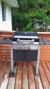 BBQ with side burner