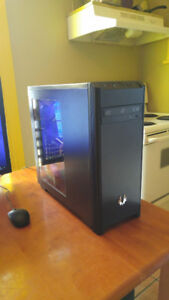 PC GAMER INTEL CORE i7 + VIDÉO GTX 4GB DDR5 + SSD 240GB + WI-FI