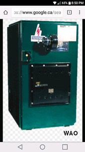 Looking for small wood furnace