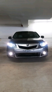 2009 Acura tsx l Tech package l paddle shifters l leather l Navi