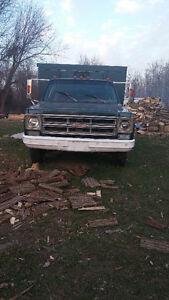 1976 GMC 1 ton Pickup Dump Truck Belleville Belleville Area image 5