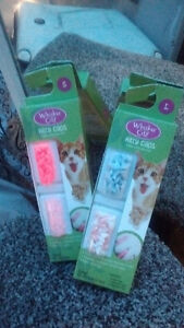 Kitty cat manicure fingers nails for your cat various colors