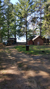 Cottage on prestigious Big Basswood Lake