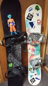 2 Snowboard for sell