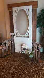rustic wedding decor  rentals Kawartha Lakes Peterborough Area image 10