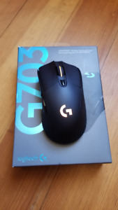 Logitech G703 wired/wireless gaming mouse