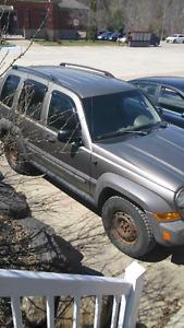 Jeep liberty crd diesel 2006